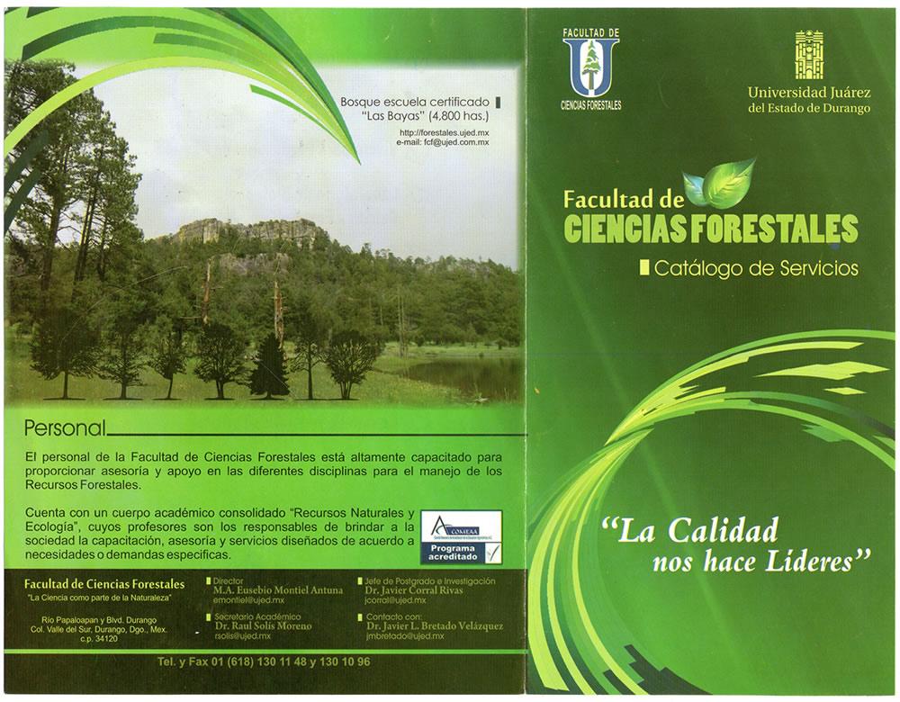 UJED :: Facultad de Ciencias Forestales